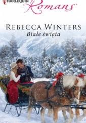 Okładka książki Białe święta Rebecca Winters