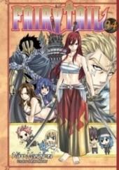 Okładka książki Fairy Tail Volume 34 Hiro Mashima