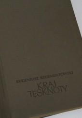 Okładka książki Kraj tęsknoty Eugeniusz Szermentowski