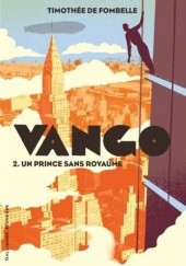 Okładka książki Vango 2 Timothée de Fombelle