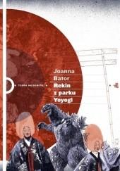 Okładka książki Rekin z parku Yoyogi Joanna Bator