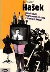 Okładka książki Społeczno-polityczna historia Partii Umiarkowanego Postępu (w Granicach Prawa)