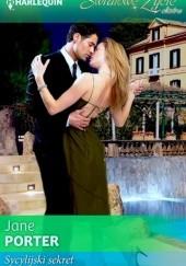 Okładka książki Sycylijski sekret Jane Porter
