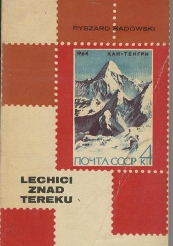 Okładka książki Lechici znad Tereku