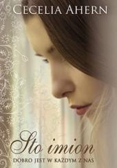 Okładka książki Sto imion Cecelia Ahern