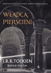 Okładka książki Władca Pierścieni J.R.R. Tolkien