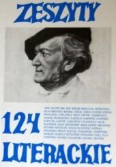 Okładka książki Zeszyty Literackie nr 124 (4/2013) Redakcja kwartaln. Zeszyty Literackie