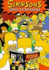 Okładka książki Simpsons Comic Extravaganza praca zbiorowa,Matt Abram Groening,Bill Morrison