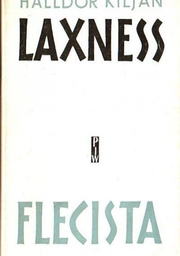 Okładka książki Flecista