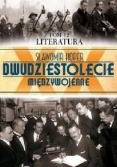 Okładka książki Literatura Sławomir Koper