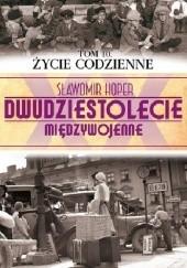 Okładka książki Życie codzienne Sławomir Koper