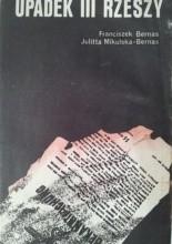 Okładka książki Upadek III Rzeszy