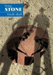 Okładka książki Grecki skarb Irving Stone