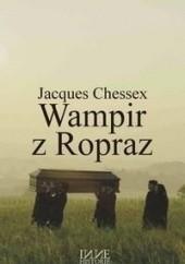 Okładka książki Wampir z Ropraz Jacques Chessex