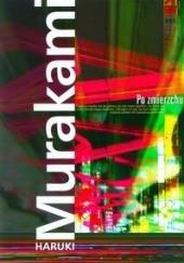 Okładka książki Po zmierzchu Haruki Murakami