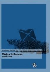 Okładka książki Wojna inflancka 1600-1602 Stanisław Herbst
