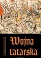 Okładka książki Wojna tatarska Witold Chrzanowski