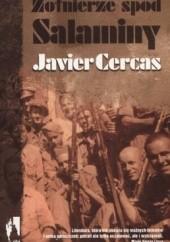 Okładka książki Żołnierze spod Salaminy Javier Cercas