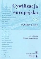 Okładka książki Cywilizacja europejska Andrzej Ajnenkiel