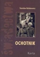 Okładka książki Ochotnik