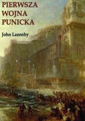 Okładka książki Pierwsza Wojna Punicka John Lazenby