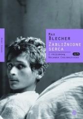 Okładka książki Zabliźnione serca Max Blecher