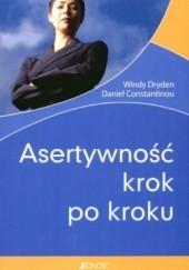 Okładka książki Asertywność krok po kroku. Windy Dryden