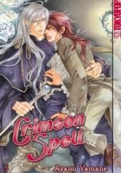 Okładka książki Crimson spell 05 Ayano Yamane