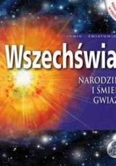 Okładka książki Wszechświat. Narodziny i śmierć gwiazd Alan Dyer