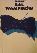 Okładka książki Bal wampirów