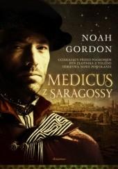 Okładka książki Medicus z Saragossy Noah Gordon