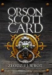 Okładka książki Złodziej Wrót Orson Scott Card