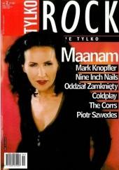 Okładka książki Tylko Rock, nr 2 (114)/2001 Redakcja magazynu Teraz Rock