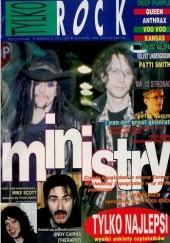Okładka książki Tylko Rock, nr 2 (54)/1996 Redakcja magazynu Teraz Rock