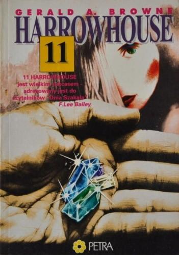 Okładka książki 11 Harrowhouse