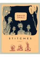 Okładka książki Stitches David Small