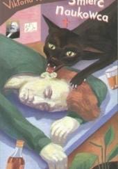 Okładka książki Śmierć naukowca Viktoria Korb