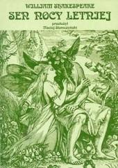Okładka książki Sen nocy letniej William Shakespeare