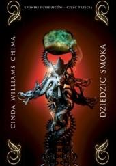 Okładka książki Dziedzic Smoka Cinda Williams Chima