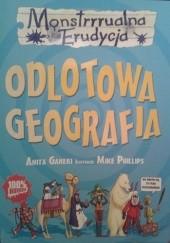 Okładka książki Odlotowa geografia Anita Ganeri