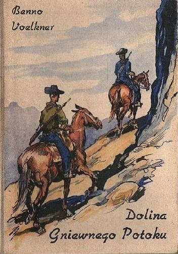 Okładka książki Dolina Gniewnego Potoku