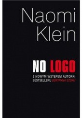 Okładka książki No Logo Naomi Klein