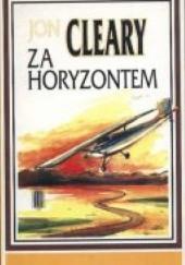 Okładka książki Za horyzontem Jon Cleary