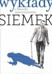 Okładka książki Wykłady z filozofii nowoczesności Marek Siemek