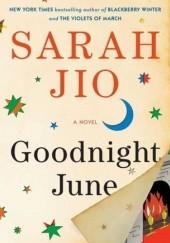 Okładka książki Goodnight June Sarah Jio