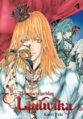 Okładka książki Rewolucja według Ludwika #4 Kaori Yuki