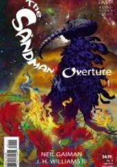 Okładka książki The Sandman: Overture #1 Neil Gaiman,J. H. Williams III