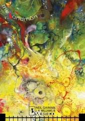Okładka książki The Sandman: Overture #3 Neil Gaiman,J. H. Williams III