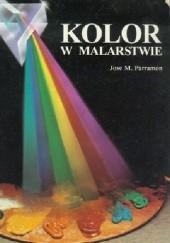 Okładka książki Kolor w malarstwie Jose M. Parramon