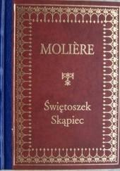 Okładka książki Świętoszek. Skąpiec Molier